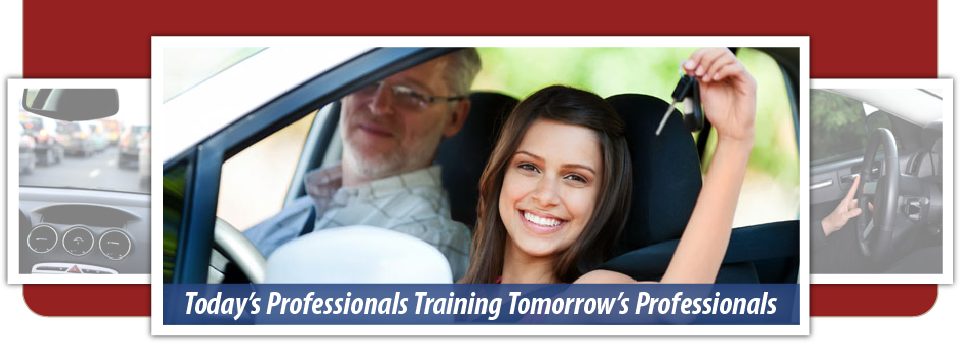 Today's professionals training tomorrow's professionals | smiling driver